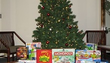 RMI's Annual Toy Drive for the Salvation Army 2013